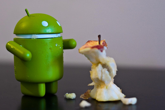 Apple iOS 6 Vs. Android 4.1 Jelly Bean, Siapa Pemenangnya?