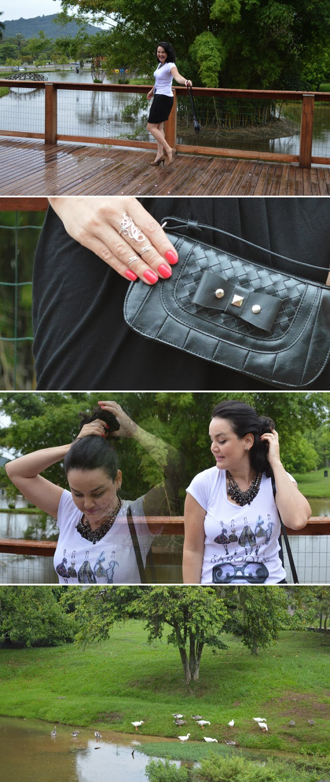 Look, blogueira, joinvillle, jana, blog da jana, blogger, chuva, moda , fashion, style, estilo
