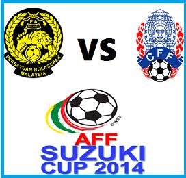 Malaysia Vs Thailand Final Piala AFF Suzuki 20 Disember 2014