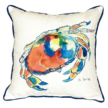Don't Miss our Beach Cottage Pillow Sale