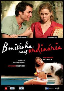 """Poster do filme """"Bonitinha, mas Ordinária"""""""