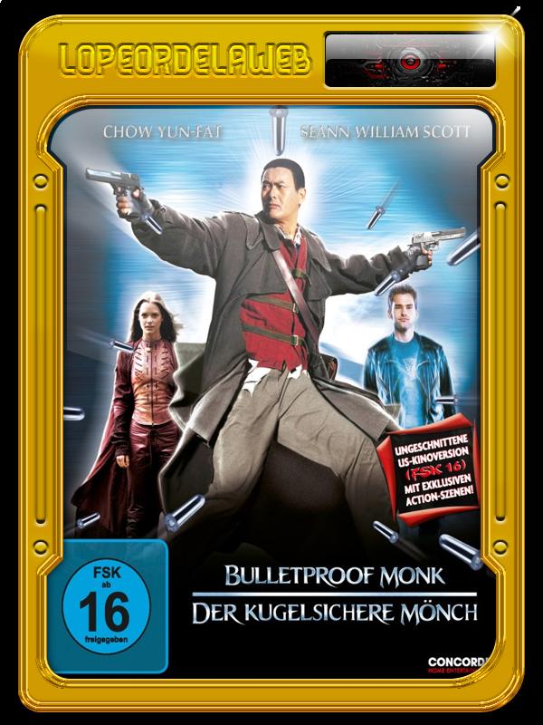 Bulletproof Monk (El Monje) (2003) [BrRip-720p-Dual-Mega]