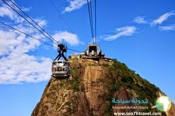 مناطق سياحية لزيارتها في ريو دي جانيرو