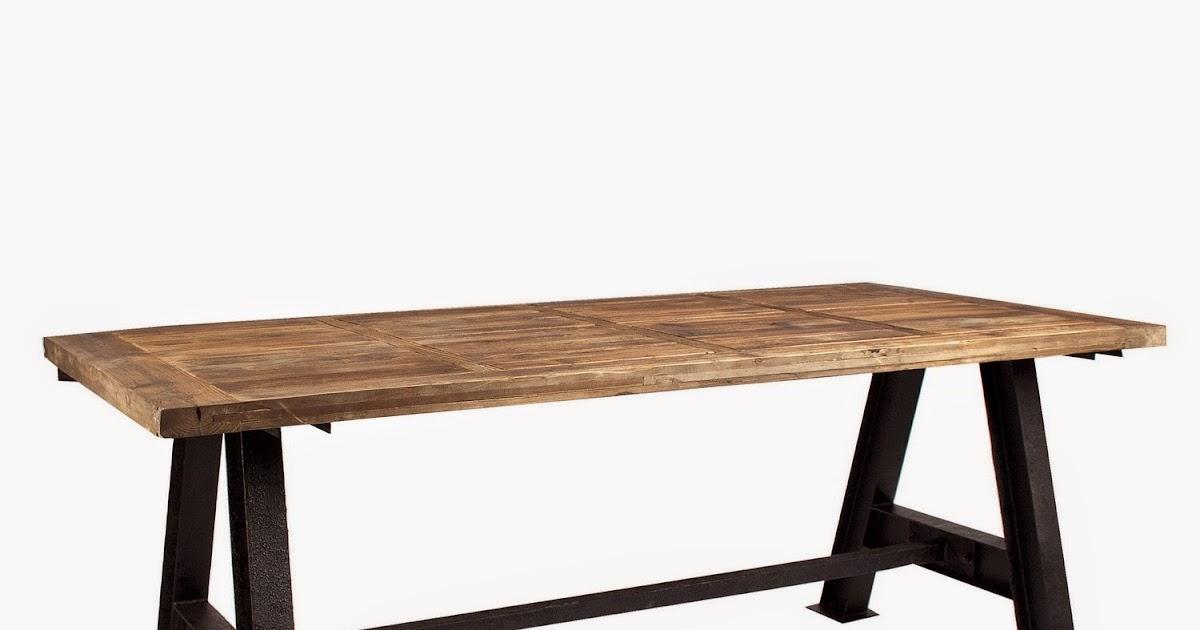Patas metalicas para mesas de comedor mesa de comedor - Patas para mesas ...
