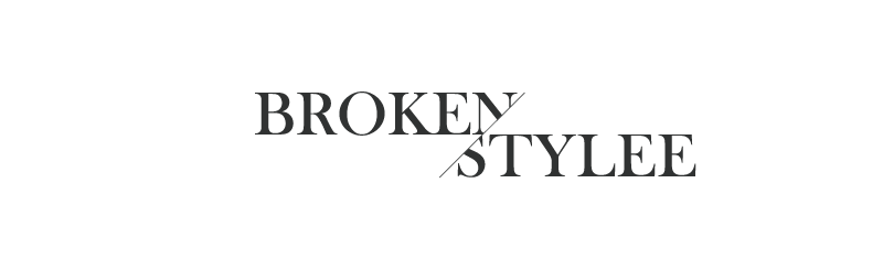 BLOG DE MODA | BROKEN STYLEE