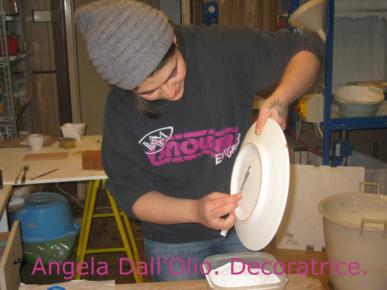 Angela Dall'Olio