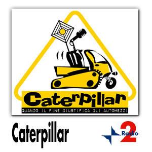 Incursione degli ingasati a Caterpillar 1
