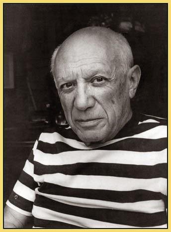 Pablo Picaso.