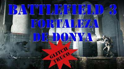 Glitch Fortaleza de Donya (Donya's Fortress Glitch)