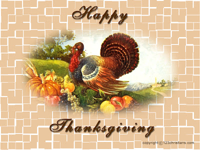 Free Thanksgiving PowerPoint Background 3