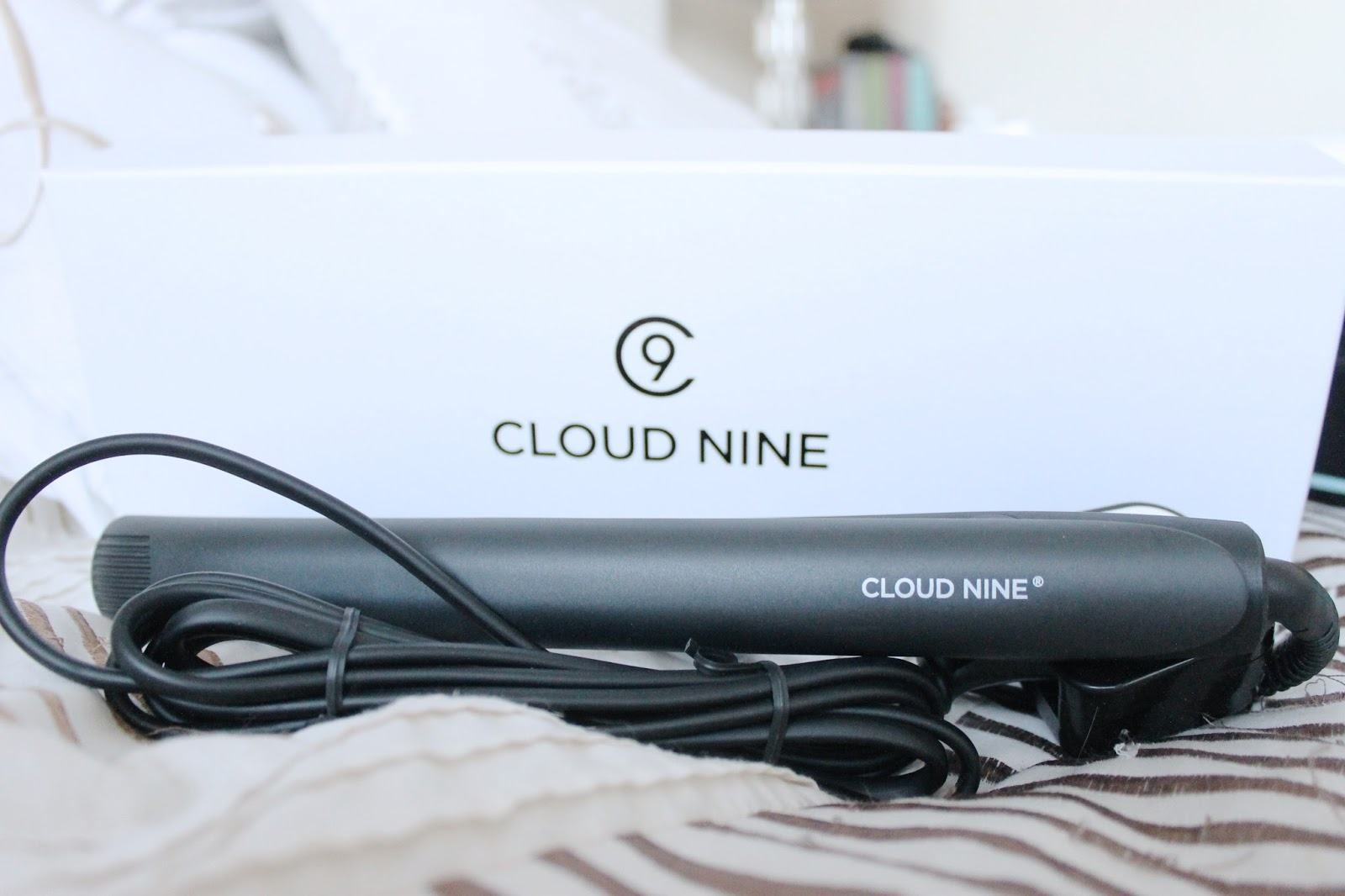 Cloud Nine The Touch, Cloud Nine review, Hair straighteners