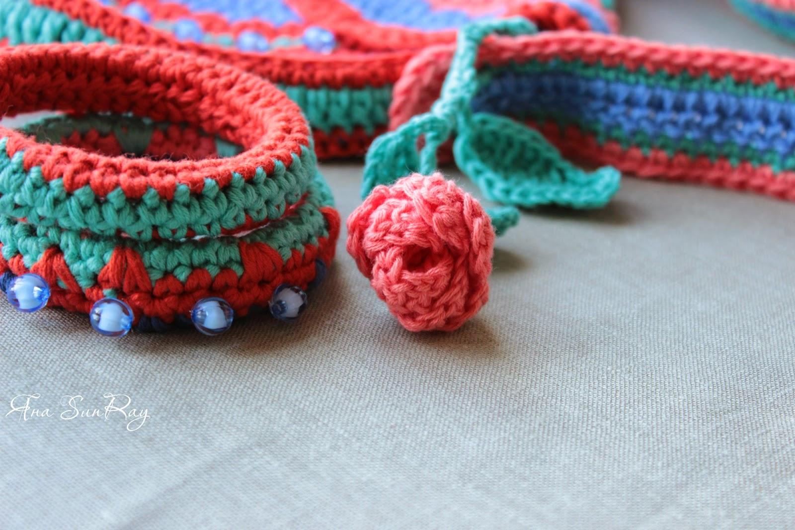 текстильное украшение, бижутерия своими руками, украшение handmade, текстильный  браслет, вязаный  браслет, вязаное украшение, красивый браслет, стиль бохо, браслеты хиппи
