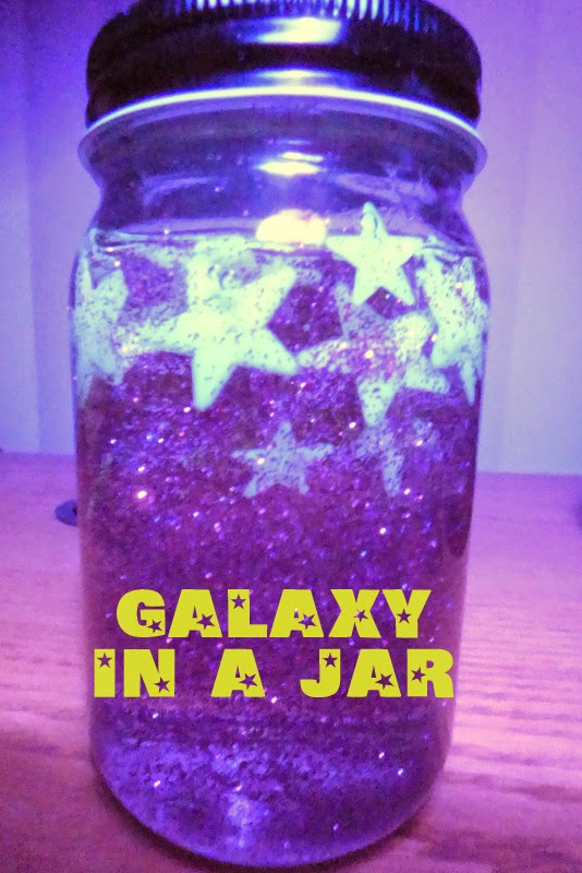 stars in a jar, star activities for kids, star crafts for kids