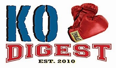 The KO Digest Boxing News