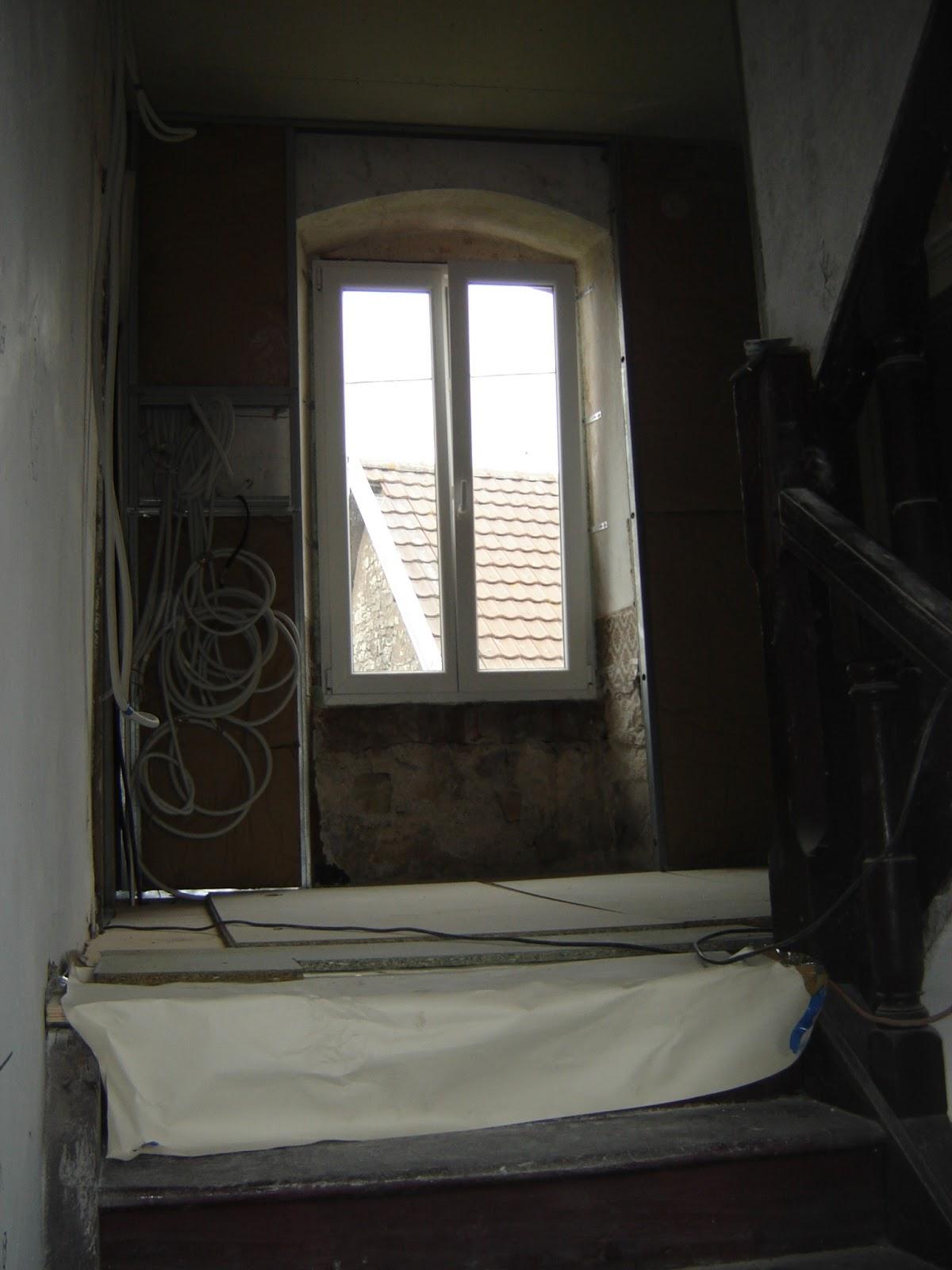 Le presbyt re la cage d 39 escalier - Amenager une cage d escalier ...