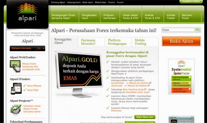 Alpari uk forex review