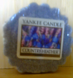 Country Heather Yankee Candle