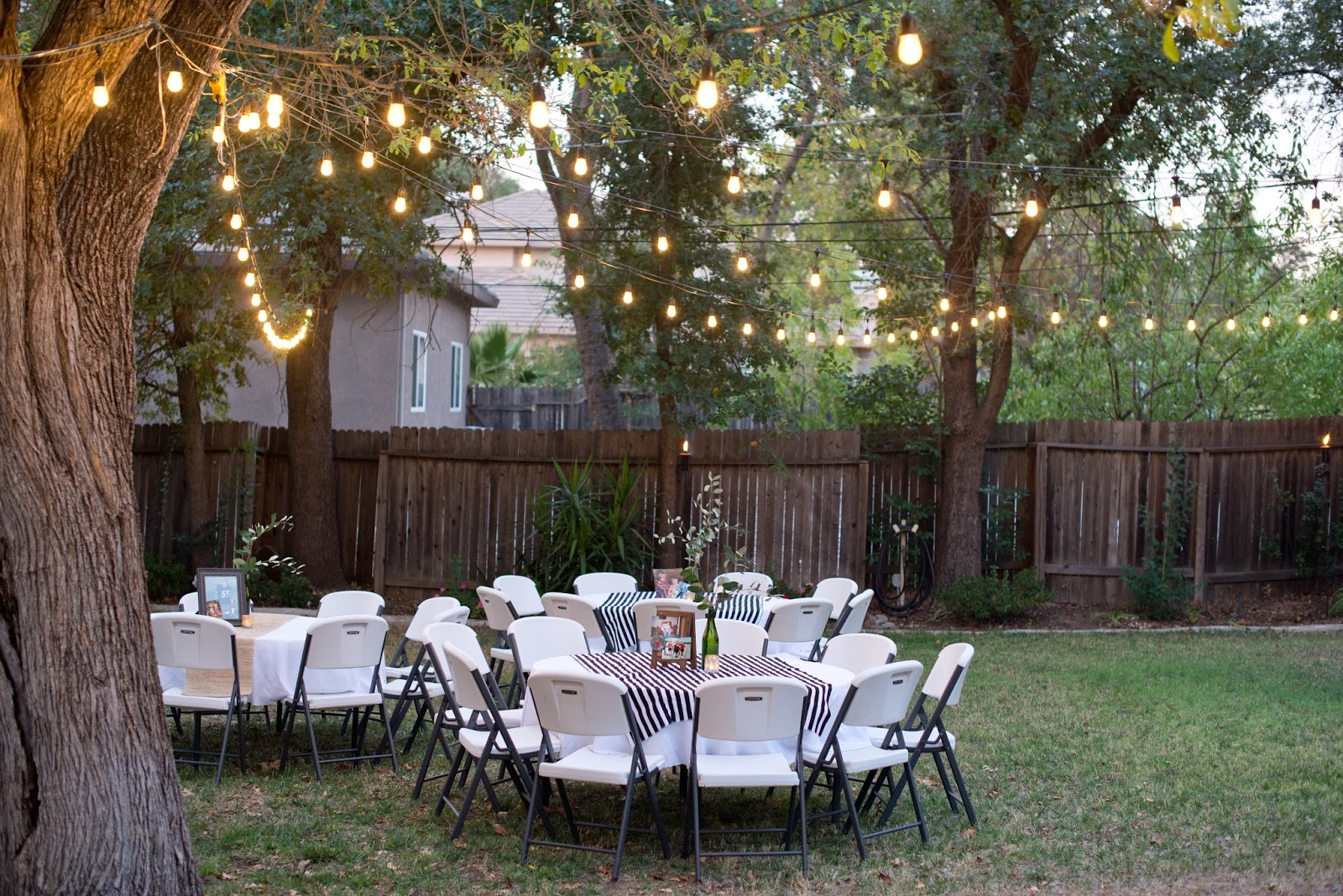 Charmant Backyard Birthday Party: For The Guy In Your Life