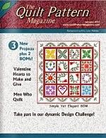 Quilt Pattern Magazine