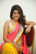 Shraddha das photos in Saree at Rey audio launch-thumbnail-13