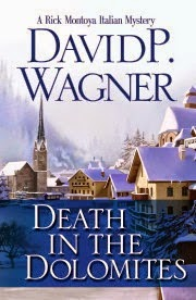 Death in the Dolomites cover