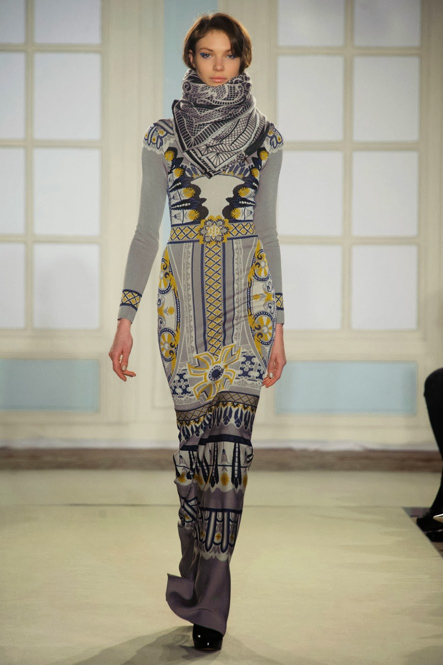 Temperley London FW2014 RTW on thewellset.com