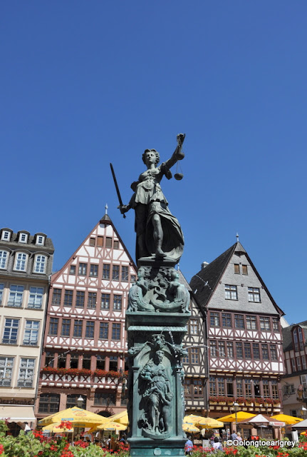 Fountain of Justice, Frankfurt, Germany