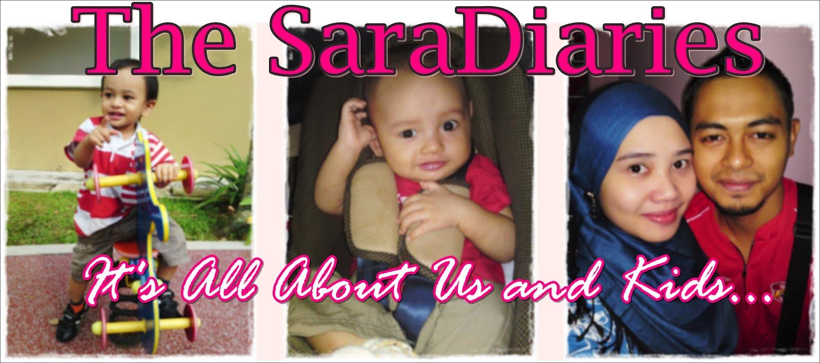 THE SARADIARIES