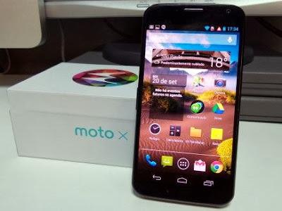 Smartphone Android Motorola Moto X - 435x326