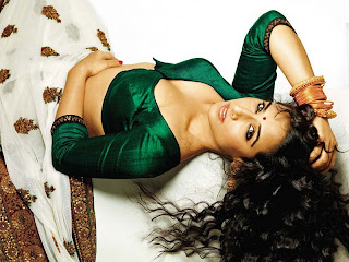 The Dirty Picture Vidya Balan Wallpapers