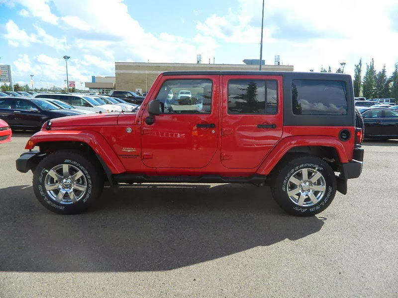 jeep wrangler 4 door soft top