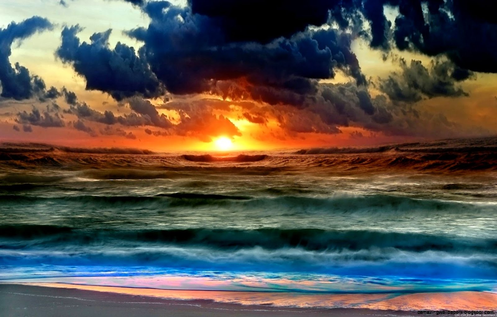 Hd Beach Wallpapers 1080P   Wallpaper HD Wide