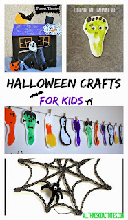 The Best Halloween Crafts for Kids on All Things Kids
