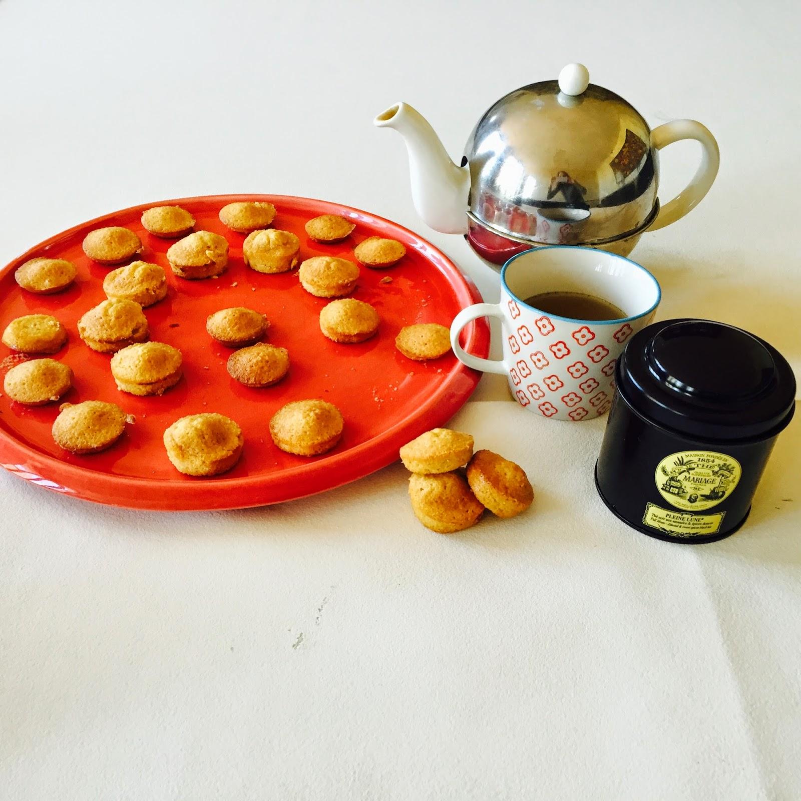Cakes au caramel d'après Christophe Michalak