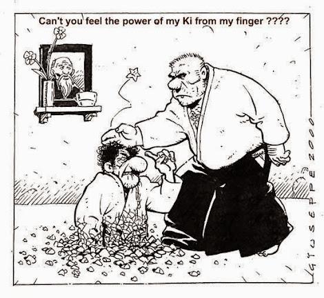 The Power of the Extended KI Finger
