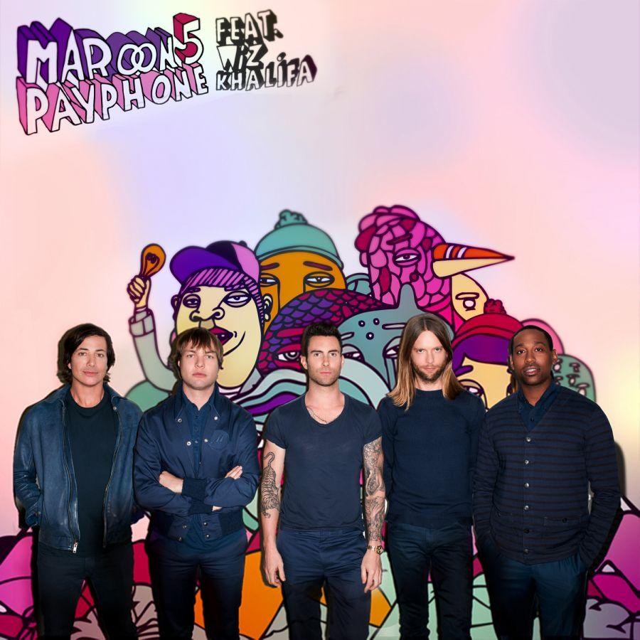 Lirik lagu maroon 5 payphone