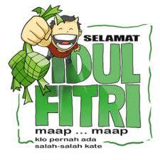 SMS Ucapan Selamat Idul Fitri Lebaran 2012
