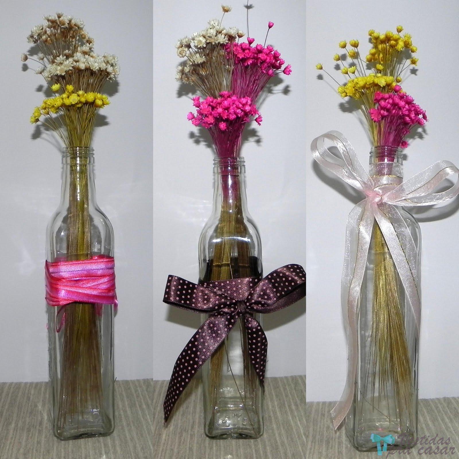 decoracao casamento garrafas de vidro:Coisas de Dani Bender: Garrafas de vidro- reaproveitadas
