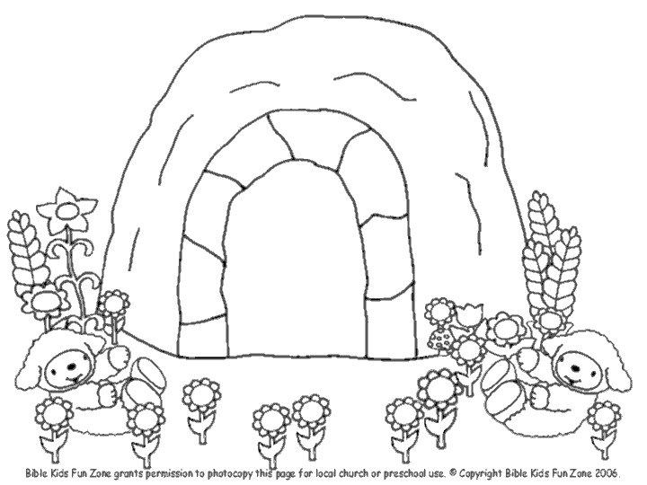 Desenhos Evangelicos para Colorir