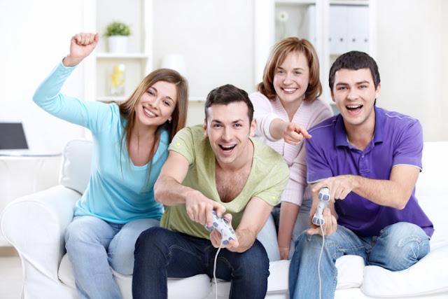 Manfaat Main Game Bagi Kesehatan