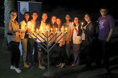 Crianças órfãs de soldados israelenses são lembradas