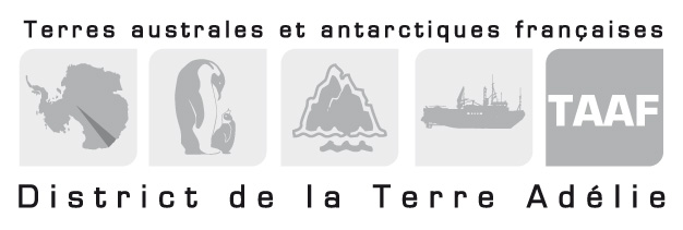 Lien vers le blog du district de Terre-Adélie