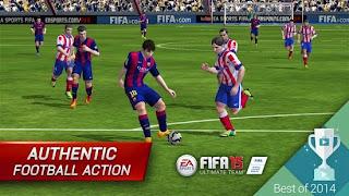 Download Game FIFA 15 .APK Full + DATA
