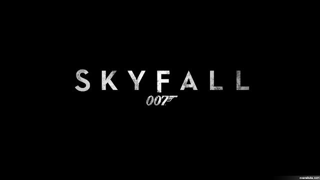 Skyfall PowerPoint background 12