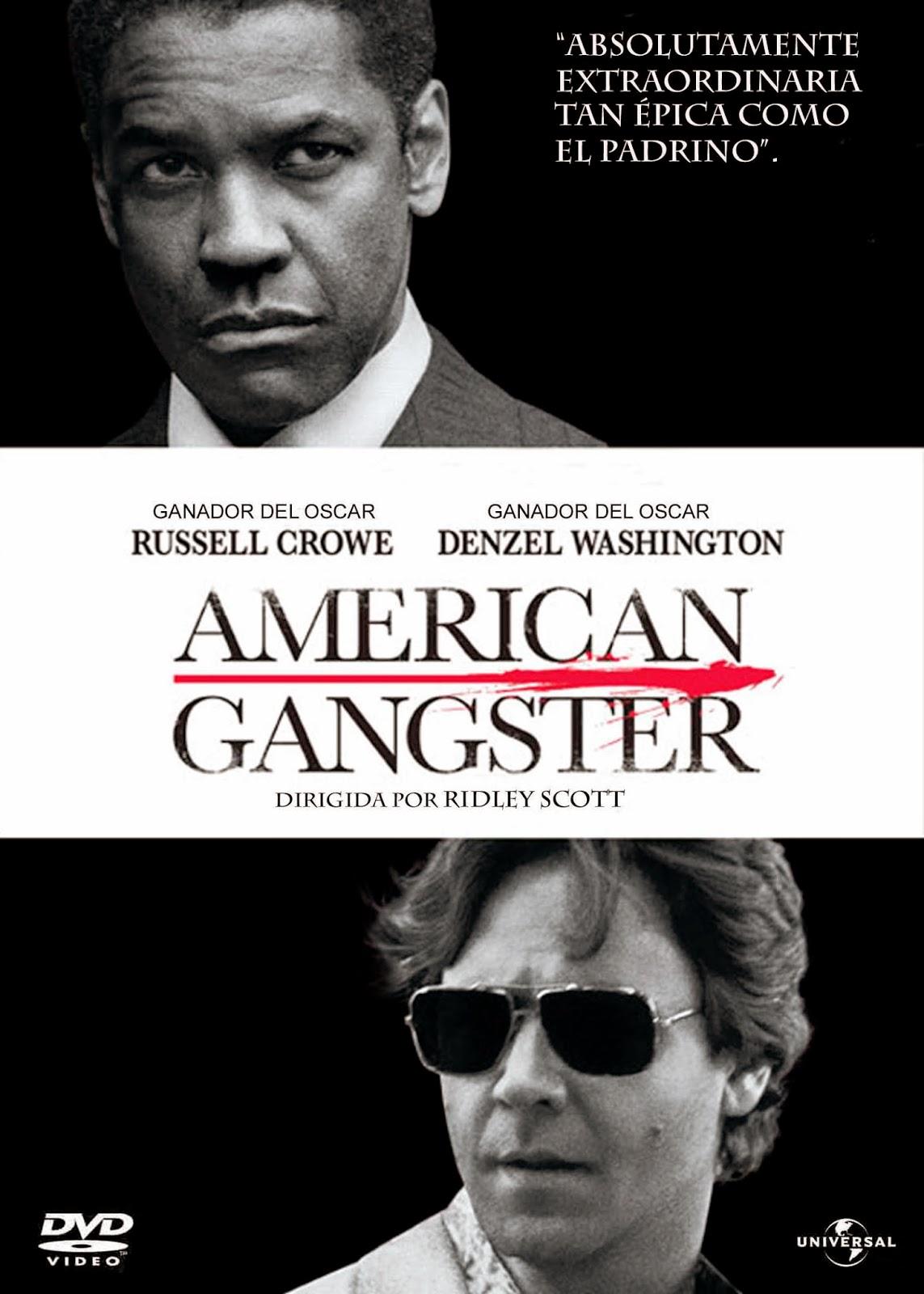 Ganster Americano – DVDRIP LATINO
