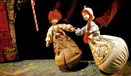 Hansel y Gretel ópera para niños