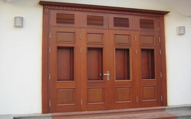 Bí quyết mua-đặt cửa gỗ