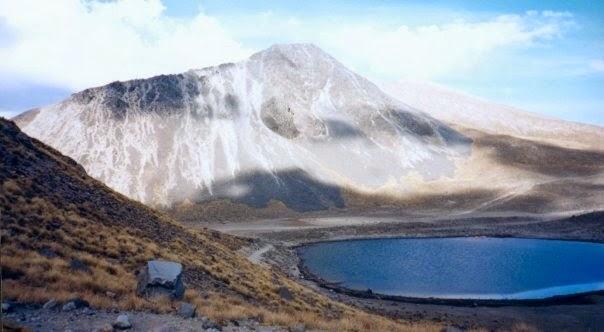 Lagunas-Nevado-Toluca