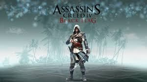 ASSASSIN'S CREED 4 BLACK FLG