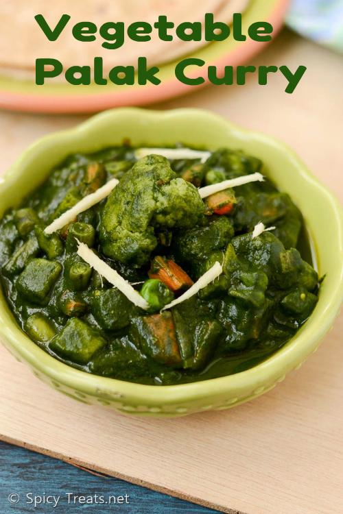 Vegetable Palak